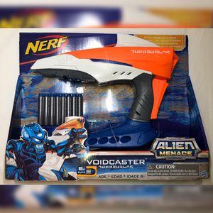 New NERF Gun Alien Menace Voidcaster for Sale in Houston, TX