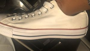 Converse Chuck Taylor Off white, size 9 for Sale in Sunrise, FL