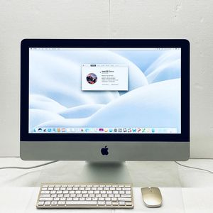 Apple iMac 21.5in. Mid 2010 ME086LL/A 8GB 1TB Quad Core i5 3.6GHz with Wireless Keyboard and Mouse for Sale in Dallas, TX