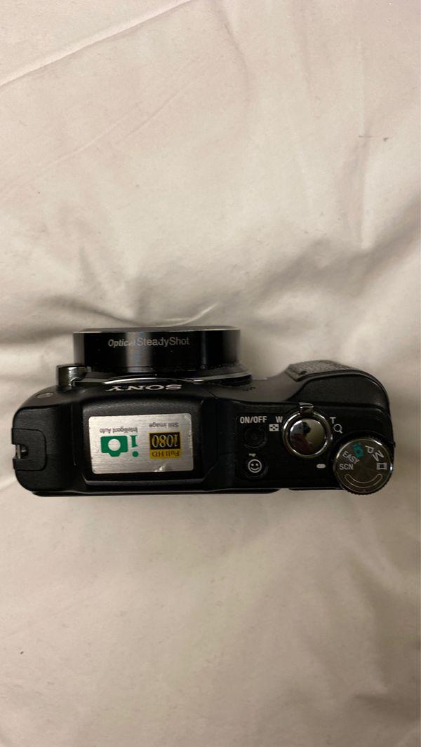 Sony DSC-H20 10.1 MP camera