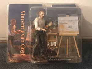 Van Gogh action figure for Sale in Nottingham, MD