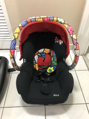 Britto car seat for Sale in Miami, FL