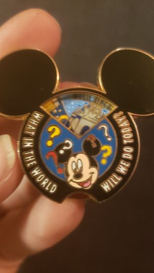 Authentic Disney Trading Pin for Sale in Cary, NC