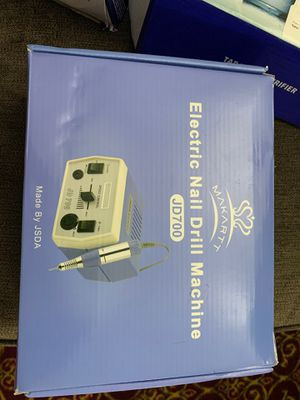 Electric nail drill machine for Sale in Schenectady, NY