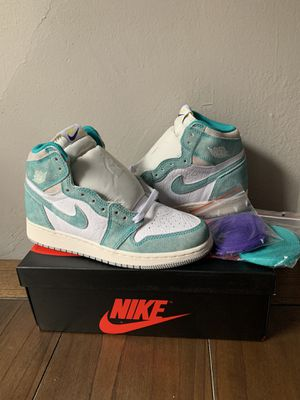 Air Jordan 1 Turbo Green Size 6y for Sale in New York, NY