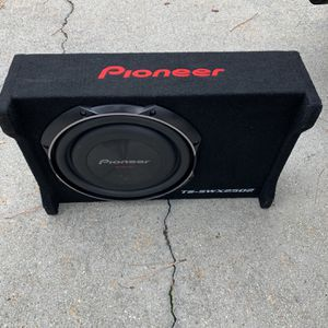 "Pioneer 10""sub Slim for Sale in Virginia Beach, VA"