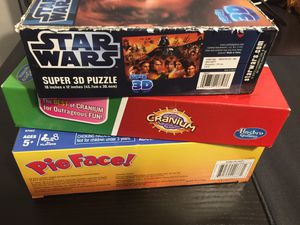Games & puzzle for Sale in Fresno, CA