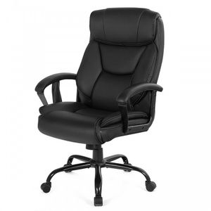 Big & Tall 500lb Massage Chair Home Office Furniture Black for Sale in Henderson, NV