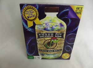 Snake Oil Board Game Party Game Cards Specialty for Sale in Fairfax, VA