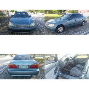 Honda civic 2001 for Sale in Miami, FL