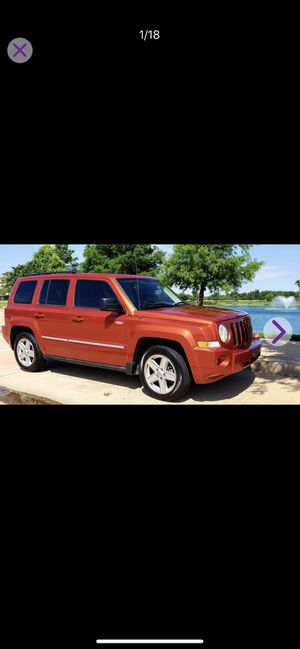 Jeep Patriot very clean for Sale in Sugar Land, TX