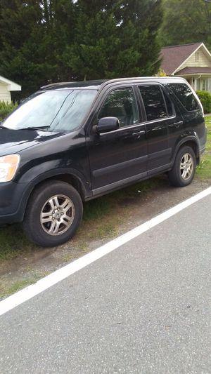 2003 Honda CRV for Sale in Gastonia, NC