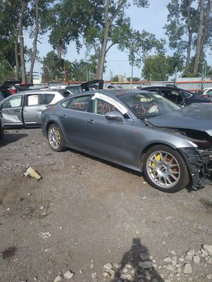 PARTING OUT A 2012 AUDI A7, STK #3043 for Sale in Detroit, MI