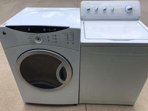 Washer and dryer for Sale in Grand Prairie, TX