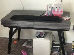 Desk/TV stand $80 for Sale in Denver, CO