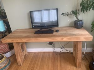 Solid Wood Desk for Sale in Portland, OR