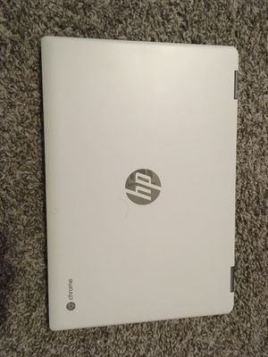 HP x360 Chromebook by laptop for Sale in Plano, TX