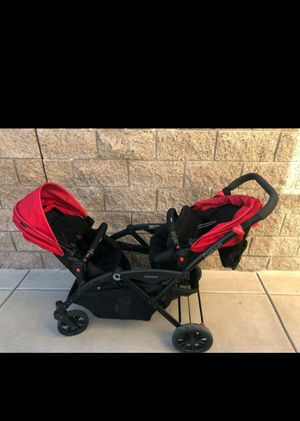 Double stroller for Sale in San Diego, CA