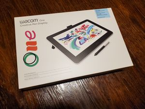 Wacom One Drawing Tablet for Sale in Arcadia, CA