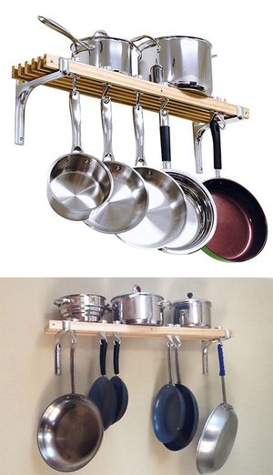 "NEW $30 Kitchen Pot Rack Shelf 36x8"" for Sale in Downey, CA"