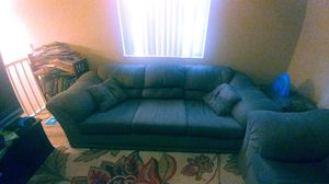 Couch and love seat for Sale in Bend, OR