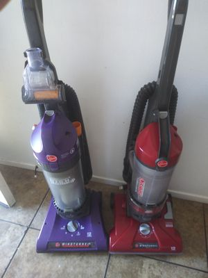 Hoover Pet Vacuums $25 each for Sale in Chino, CA