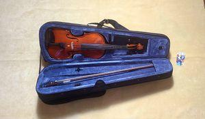 Mendini by Cecilio violin case size 4/4 beginner set for Sale in Henderson, NV