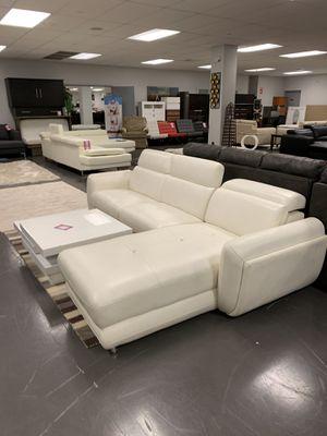 BEAUTIFUL MODERN SOFA/CHAISE WHOLESALE $1298 for Sale in Miami, FL