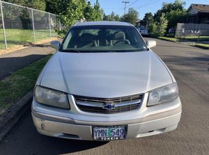 2001 Chevy impala for Sale in Portland, OR