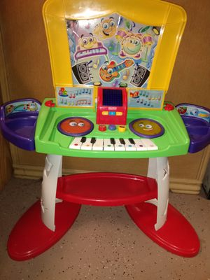 Kids desk and play toy for Sale in Oak Lawn, IL
