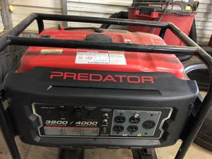 Predator 4000 GENERATOR for Sale in North Olmsted, OH