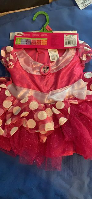 Minnie mouse costume for Sale in Houston, TX