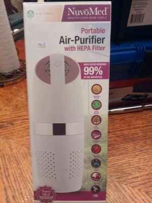 New air purifier with hepa filter for Sale in Bell Gardens, CA