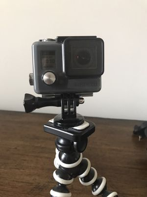 GoPro Hero+ With LCD TOUCH SCREEN (COMES WITH LOTS OF ACCESSORIES) for Sale in East Lansdowne, PA