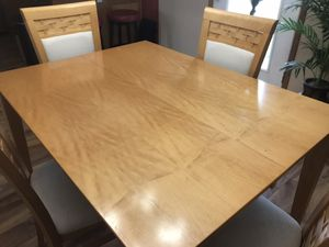 Table and 4 chairs for Sale in Hillsboro, OR