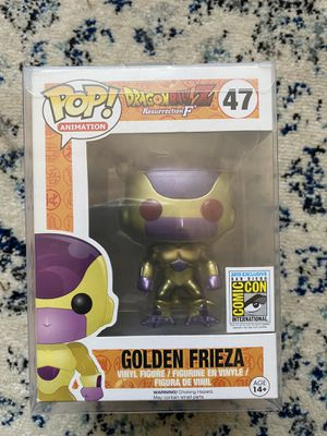 SDCC 2015 Golden Frieza W/ Red Eyes for Sale in Riverside, CA