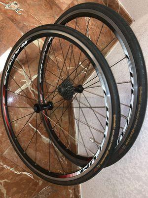 Fulcram Racing Road Bike Wheel Set &Tires for Sale in North Miami Beach, FL