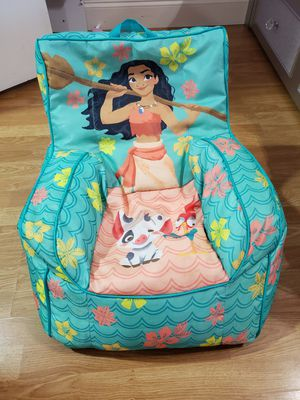 Moana kids couch for Sale in Coral Springs, FL