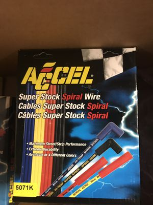 8mm super stock spiral wires for Sale in San Francisco, CA