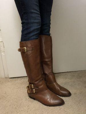 Used leather Aldo boots size 8 women's for Sale in Alexandria, VA
