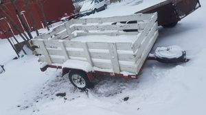 5x8 trailer for Sale in Belle Plaine, MN