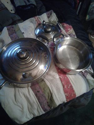 Royal Prestige pots and pans like new for Sale in Stockbridge, GA