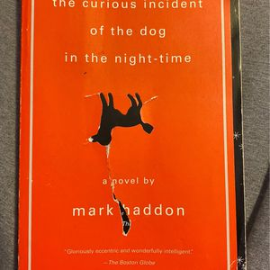 The Curious Invident Of The Dog In The Night-Time By Mark Haddon for Sale in Lockport, IL