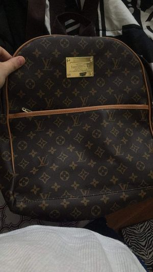 Louis vuitton back pack for Sale in Boston, MA