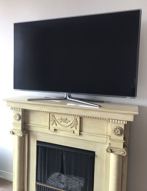 """Samsung smart TV 55"""" ( to fix or for parts) for Sale in Los Angeles, CA"""