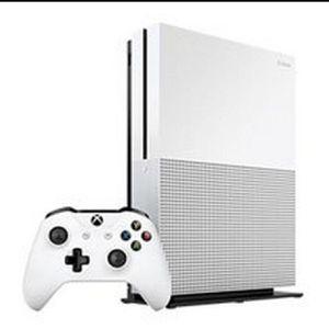Xbox One S 1T for Sale in Santa Rosa, CA