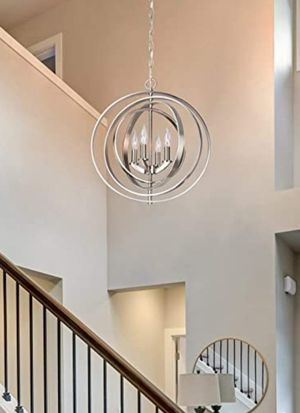 Orb chandelier for Sale in Menifee, CA