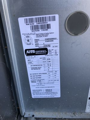 Bryant gas furnace for Sale in Annandale, VA