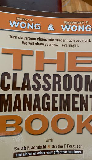 The Classroom Management Book for Sale in Orlando, FL
