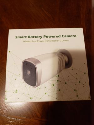 2 wireless security cameras with box for Sale in Oak Point, TX